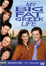 My Big Fat Greek Life - Season One Poster