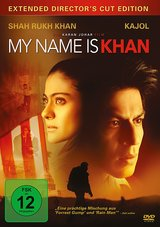 My Name Is Khan (Extended Director's Cut) Poster