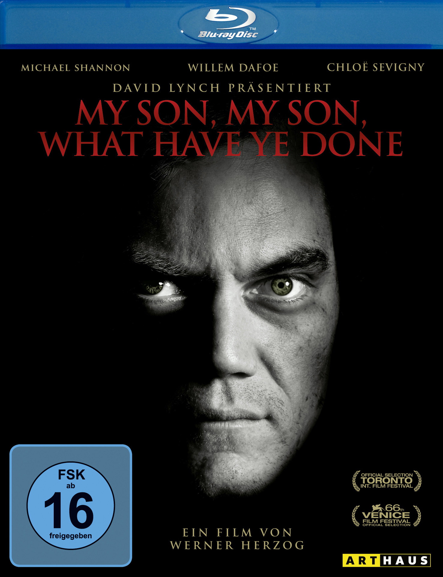 My Son, My Son, What Have Ye Done? Poster