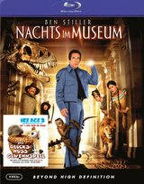 Nachts im Museum Poster