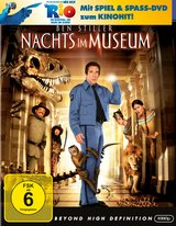 Nachts im Museum (+ Rio Activity Disc) Poster