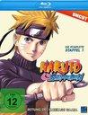 Naruto Shippuden - Die komplette Staffel 1 Poster
