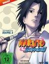 Naruto Shippuden - Die komplette Staffel 2 (3 Discs) Poster