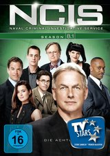 NCIS - Season 8.1 (3 DVDs) Poster