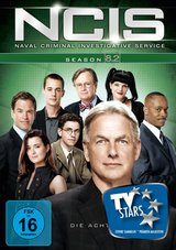 NCIS - Season 8.2 (3 DVDs) Poster