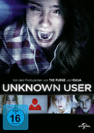 neu auf dvd unknown user