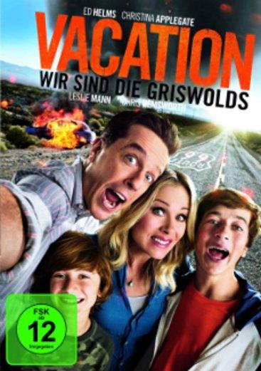 neu auf dvd vacation