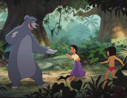 Das Dschungelbuch Netflix