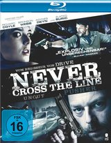 Never Cross the Line Poster