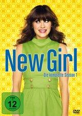 New Girl - Die komplette Season 1 (4 Discs) Poster