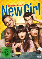 New Girl - Die komplette Season 2 (3 Discs) Poster