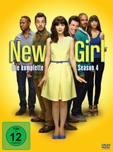 New Girl - Die komplette Season 4 Poster