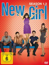 New Girl - Season 1.2 (2 Discs) Poster