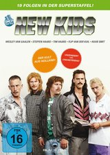 New Kids - 19 Folgen in der Superstaffel! (Einzel-Disc) Poster