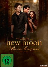 New Moon - Biss zur Mittagsstunde (2 Disc Fan Edition) Poster