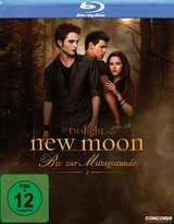 New Moon - Biss zur Mittagsstunde (Deluxe Fan Edition) Poster