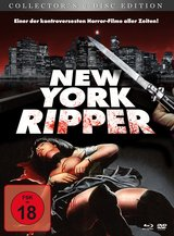 New York Ripper (Collector's Edition, 2 Discs) Poster