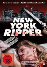 New York Ripper Poster