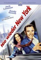 Nie wieder New York Poster