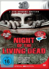 Night of the Living Dead (2 Discs, Special 3D Edition) Poster