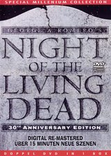 Night of the Living Dead (30th Anniversary Edition, 2 DVDs) Poster