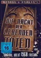 Night of the Living Dead - Die Nacht der lebenden Toten (Uncut) Poster