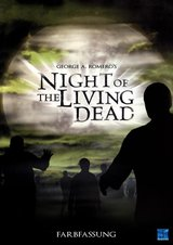 Night of the Living Dead (Farbfassung) Poster