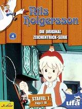 Nils Holgersson - Die Original Zeichentrick-Serie, Staffel 01, Folge 01-18 (3 DVDs) Poster