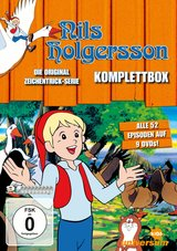 Nils Holgersson - Komplettbox (9 Discs) Poster