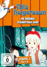 Nils Holgersson - Staffel 1 (3 Discs) Poster