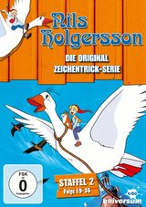 Nils Holgersson - Staffel 2 (3 Discs) Poster