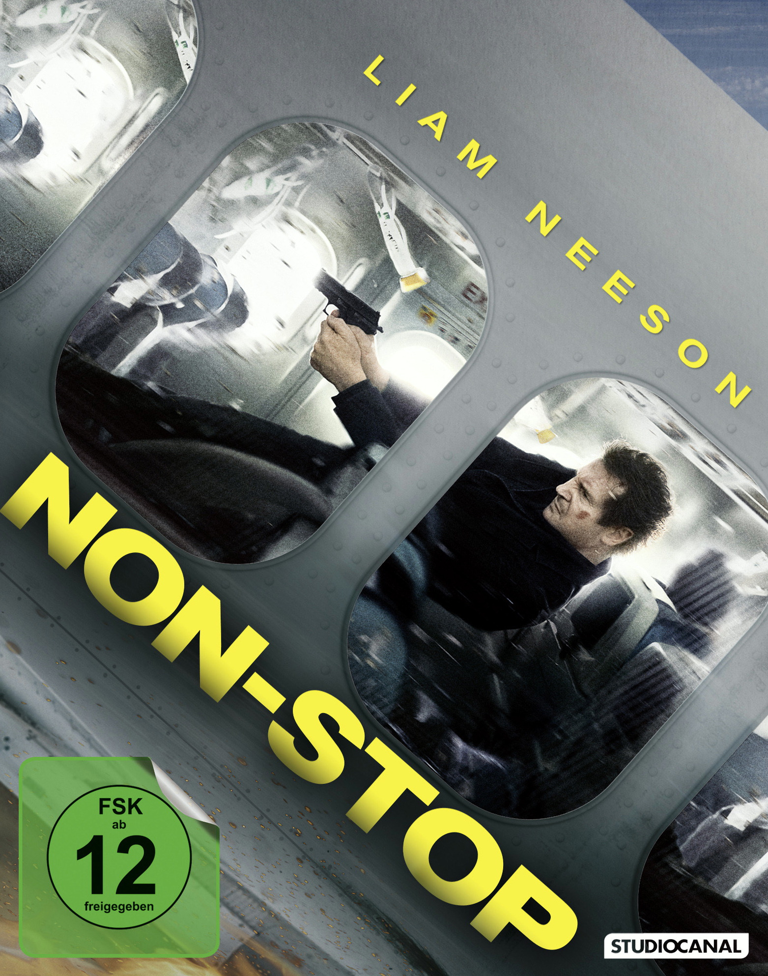 Non-Stop (Limited Steel Edition) Poster
