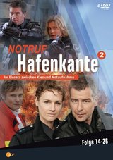 Notruf Hafenkante 2, Folge 14-26 (4 DVDs) Poster