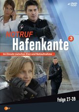 Notruf Hafenkante 3, Folge 27-39 (4 DVDs) Poster