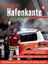 Notruf Hafenkante 4, Folge 40-52 (4 DVDs) Poster