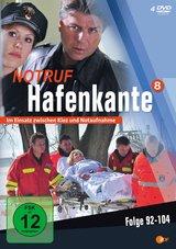 Notruf Hafenkante 8, Folge 92-104 (4 Discs) Poster