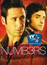 Numb3rs - Die dritte Season (6 DVDs) Poster