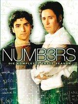 Numb3rs - Die komplette erste Season (4 DVDs) Poster