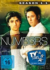 Numb3rs - Season 1, Vol. 1 (2 Discs) Poster