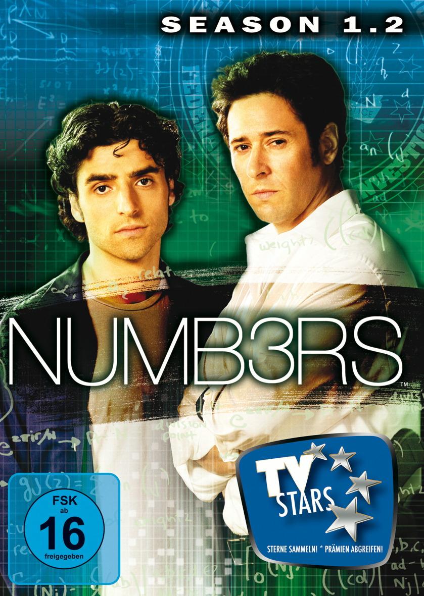 Numb3rs - Season 1, Vol. 2 (2 Discs) Poster