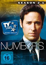 Numb3rs - Season 2, Vol. 1 (3 Discs) Poster