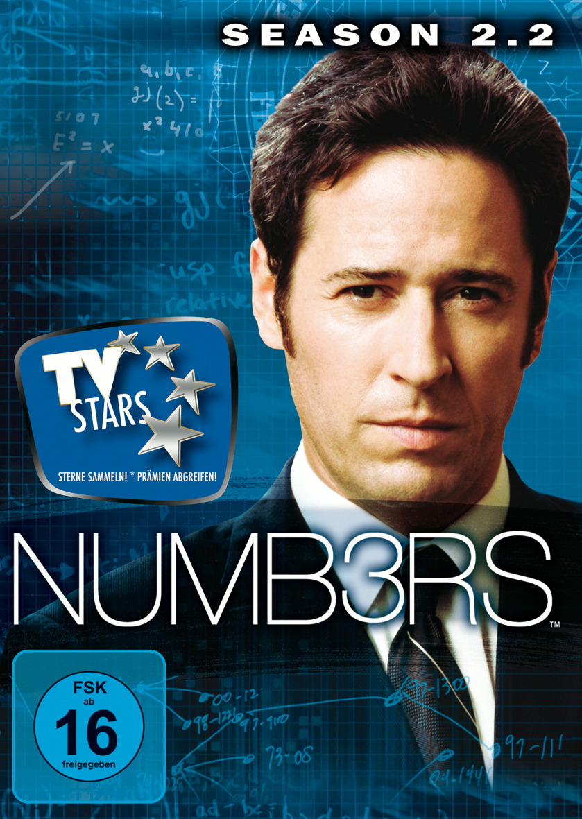 Numb3rs - Season 2, Vol. 2 (3 Discs) Poster