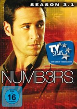 Numb3rs - Season 3, Vol. 1 (3 Discs) Poster
