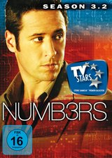 Numb3rs - Season 3, Vol. 2 (3 Discs) Poster