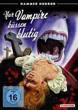 Nur Vampire küssen blutig Poster