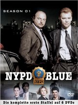 NYPD Blue - Season 01 Poster