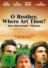 O Brother, Where Art Thou? - Eine Mississippi-Odyssee (Jahr100Film) Poster