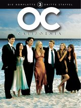O.C., California - Die komplette dritte Staffel (7 DVDs) Poster