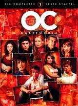 O.C., California - Die komplette erste Staffel (7 DVDs) Poster
