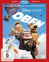 Oben (Blu-ray 3D, 3 Discs) Poster